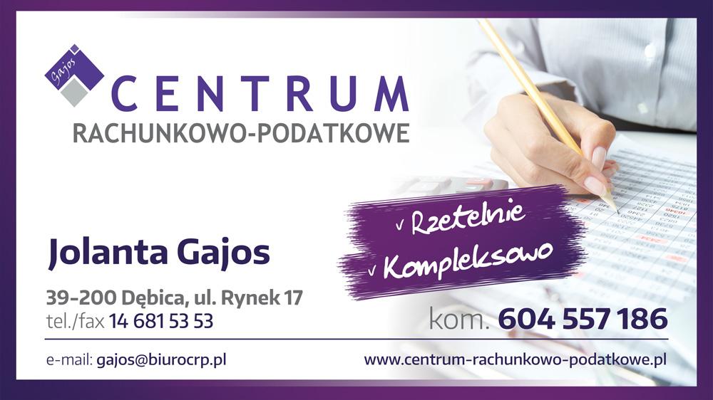 Biuro Rachunkowo Podatkowe Jolanta Gajos